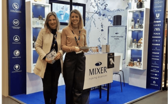 MIXER & PACK CONSOLIDATES ITS INTERNATIONALISATION STRATEGY AT THE LEADING PACKAGING AND PERFUME TRADE FAIR - PCD PARIS 2020